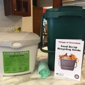 Food Scrap Recycling Bins