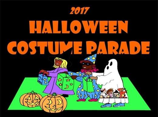 Costume Parade Header